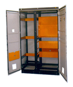 Modular Floor Standing Extensible Enclosures